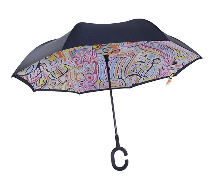 Alperstein Designs - Judy Watson Umbrella - last minute gift idea - melbourne