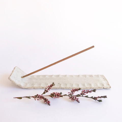 White Sands Incense Altar