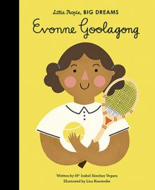 Evonne Goolagong: Little People, Big Dreams - Pookipoiga