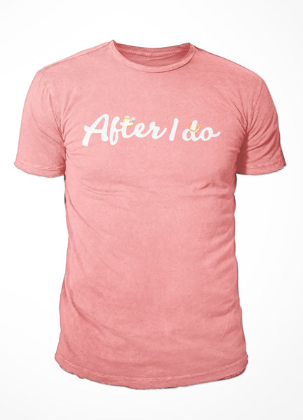 After I do - Unisex Short sleeve T