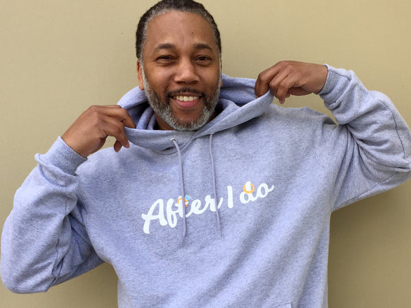 After I do - Grey hoodie