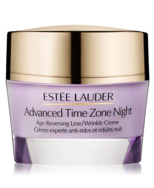 ....Estee Lauder Advanced Time Zone Night Age Reversing Line/wrinkle Creme 50ML..ESTEE LAUDER 雅詩蘭黛 時光肌密瞬間青春晚霜 50ML....