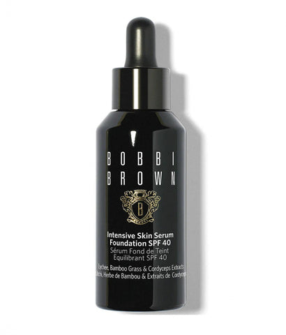 ....BOBBI BROWN Intensive Skin Serum Foundation SPF40 30 ML..BOBBI BROWN 芭比波朗 升級版蟲草修護精華粉底液 SPF40 30 ML....