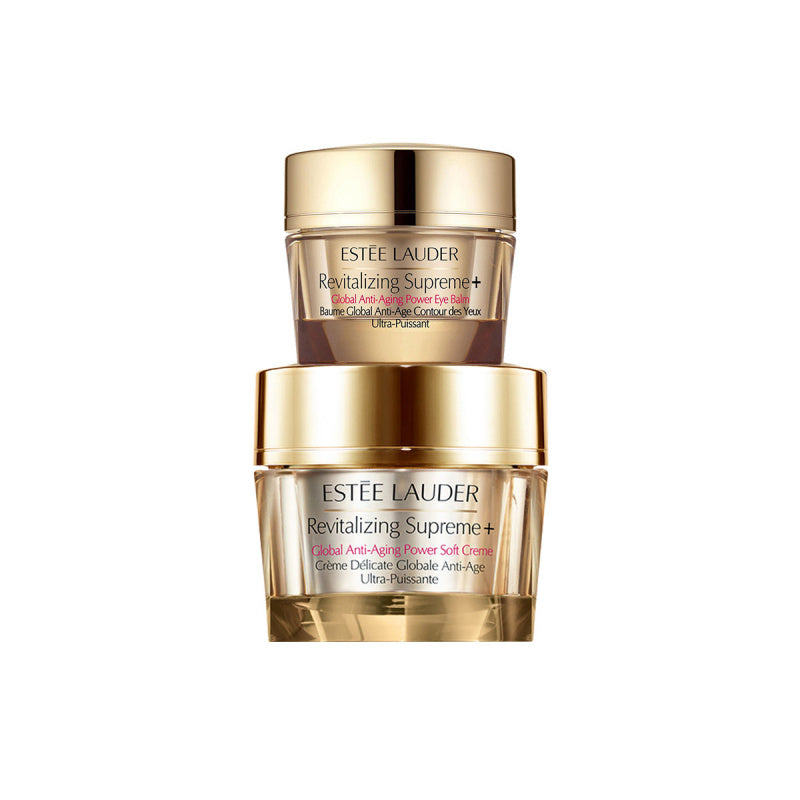 ....ESTEE LAUDER Revitalizing Supreme+ For Face And Eyes 1 PCS  75ML+15ML..ESTEE LAUDER 雅詩蘭黛 升級新生活膚全能系列眼面套裝 75ML+15ML....