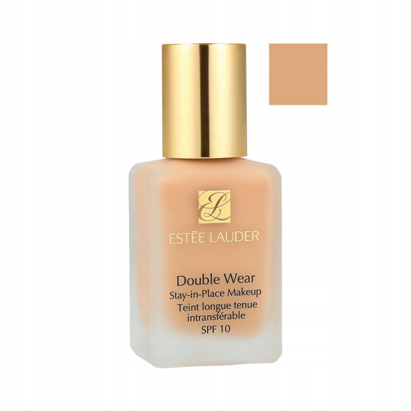 ....ESTEE LAUDER Double Wear STAY-IN-PLACE Makeup SPF 10/PA++ 30ML (#1W2 Sand)..ESTEE LAUDER 雅詩蘭黛 持久防曬粉底 SPF 10/ PA++ 30ML 色號:1W2 Sand....