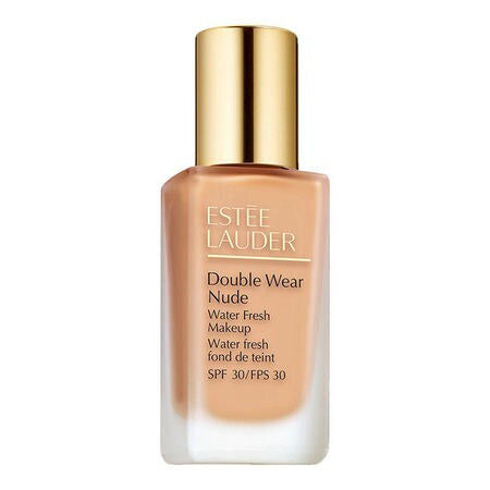 ....ESTEE LAUDER Double Wear Nude Nude Water Fresh Makeup SPF 30 30 ML (# 1W2 SAND)..ESTEE LAUDER 雅詩蘭黛 持久裸妝水盈防護粉底液SPF 30 30 ML 色號:1W2 SAND....