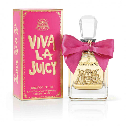 ....JUICY COUTURE Viva La Juicy Eau de Parfum Spray 100ml..JUICY COUTURE 橘滋 甜美萬歲花朵萬歲 女士香水 100ml....