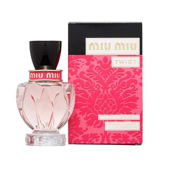 ....MIU MIU Twist EDP 50ML..MIU MIU 繆繆 遊轉幻境女士香水 EDP 50ML....