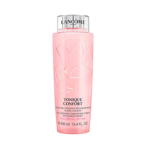 ....LANCOME Tonique Confort Rehydrating Comforting Toner (Dry Skin) 400ML..LANCOME 蘭蔻 溫和保濕化妝水(粉水) 400ML....