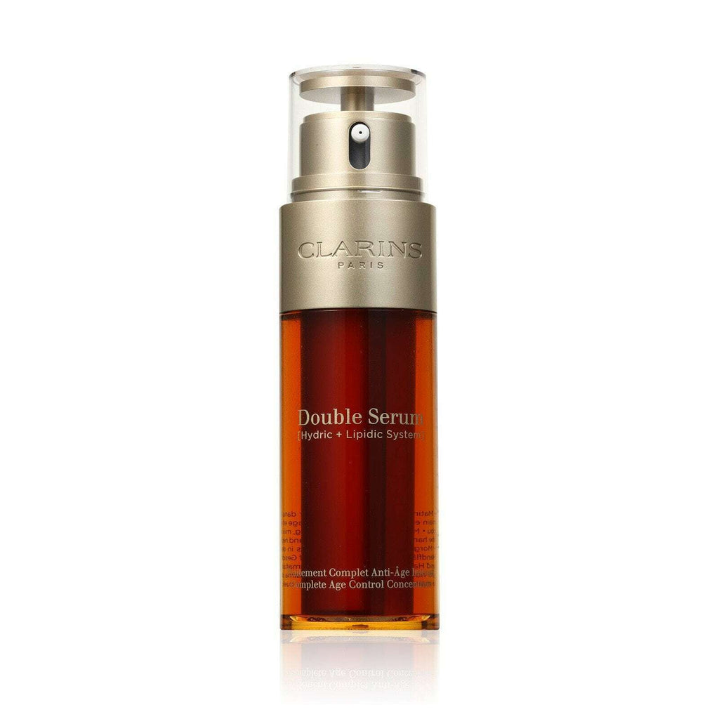 ....CLARINS Double Serum Complete Age Control Concentrate 50 ML..CLARINS 克蘭詩 賦活雙精華 50 ML....