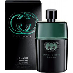 ....Gucci Guilty Black Men's Eau de Toilette Spray 90ml..Gucci 古馳 黑色罪愛 男士淡香水 90ml..