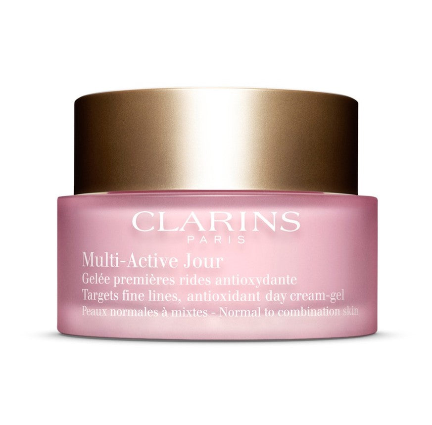 ....CLARINS Multi-Active Jour Day Cream-Normal to Dry skin 50 ML..CLARINS 克蘭詩 多元活膚日霜 (適合中性至乾性肌膚) 50 ML....