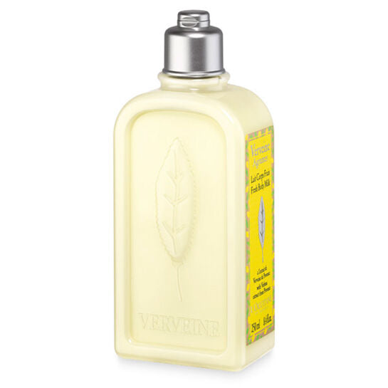 ....L'OCCITANE Citrus Verbena Fresh Body Milk 250ML..LOCCITANE 歐舒丹 柑橘馬鞭草清新潤膚乳 250ML..