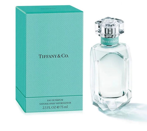 ....Tiffany & Co Women Eau De Parfum 75mL..Tiffany and Co 蒂芙尼 同名女士香水 EDP 75 ML....