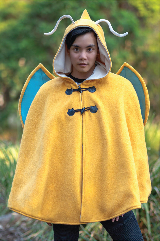Dragonite Cape
