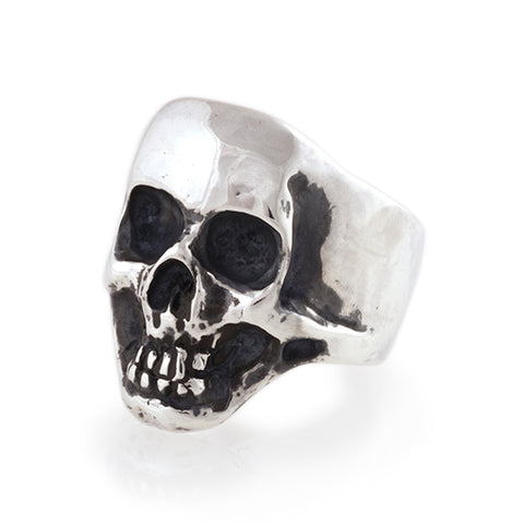 NEW! Heavy Skull Ring V.2