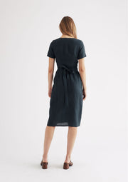 Georgie Wrap Dress