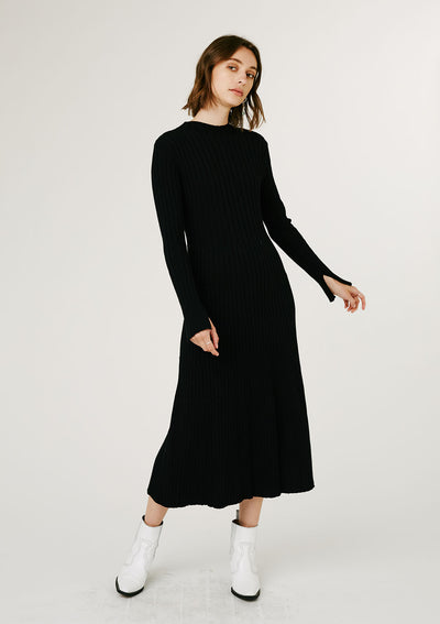 Spencer Ribbed Dress