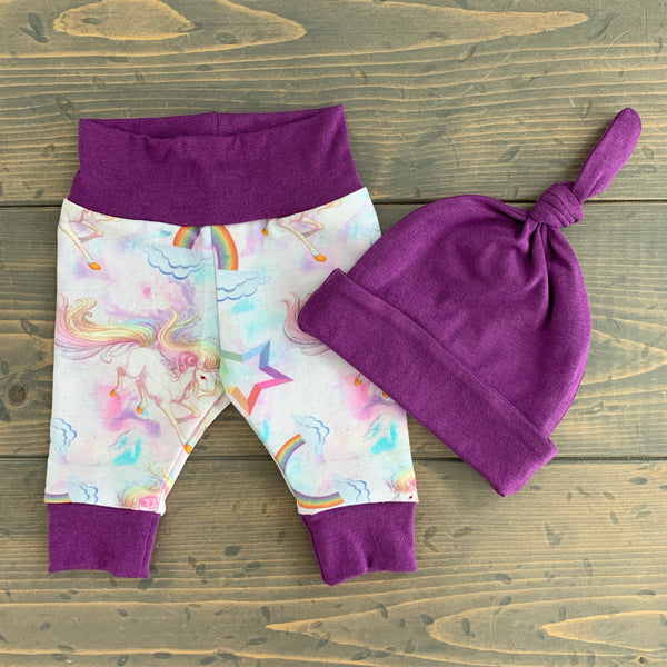 Coming Home Set {rainbow unicorns}