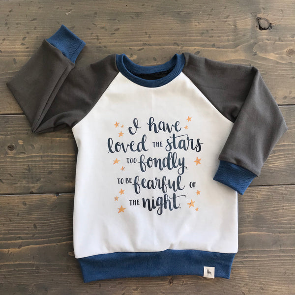 3T Raglan Sweatshirt {i have loved}