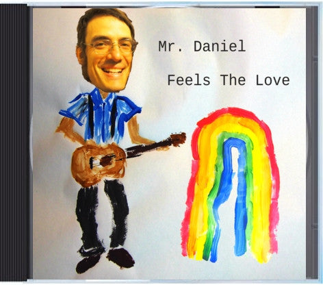 Mr. Daniel Feels The Love CD