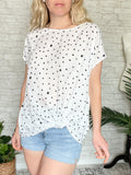 Dots And Knots Top