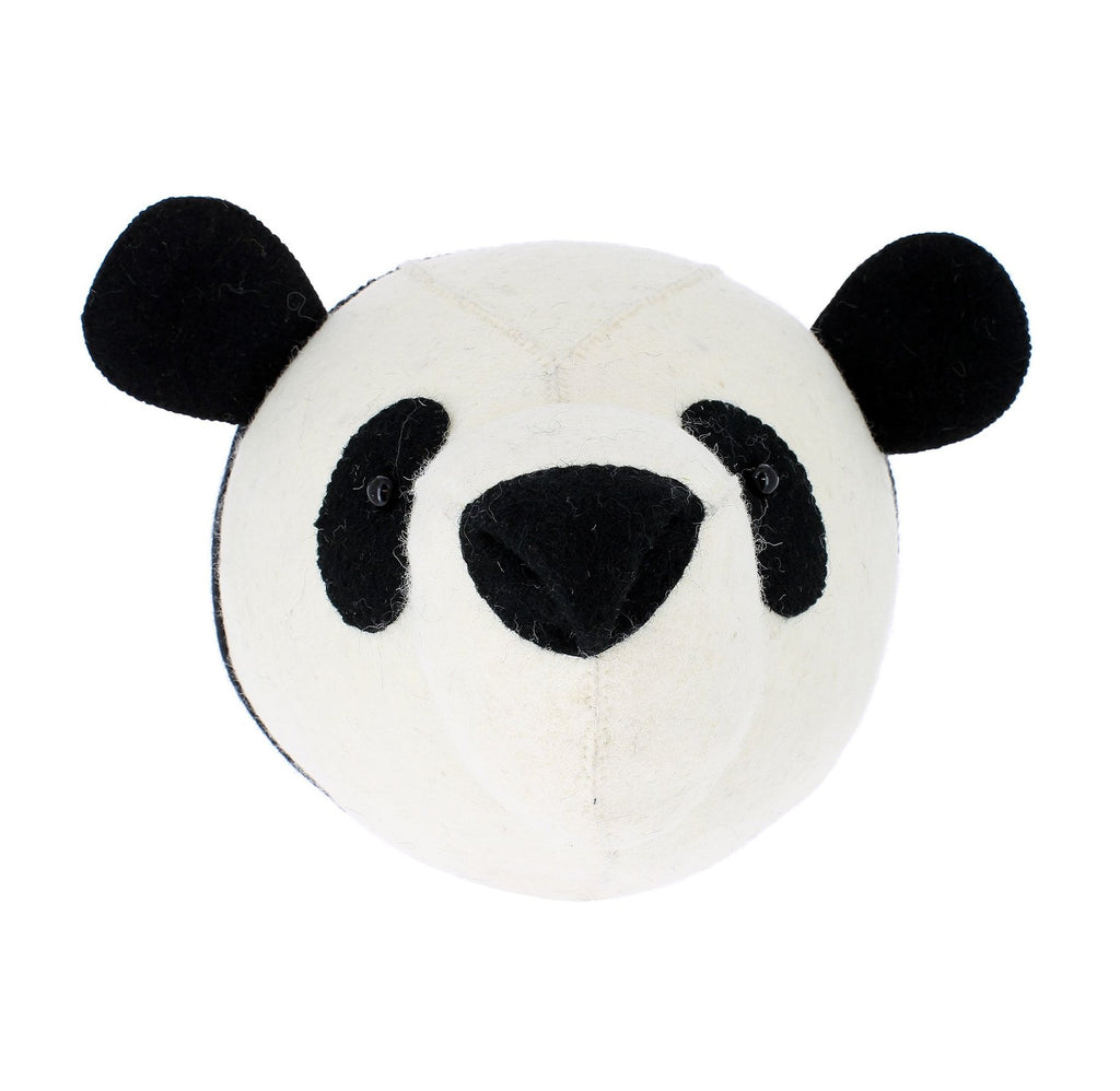 Fiona Walker Panda Animal Head - The Little Interior