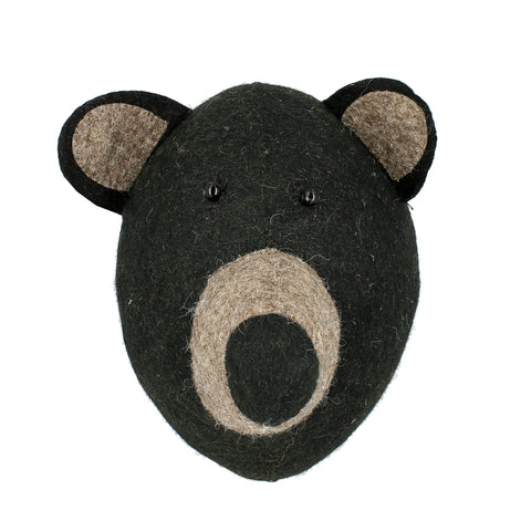 Fiona Walker Bear Animal Head (PRE ORDER JAN) - The Little Interior