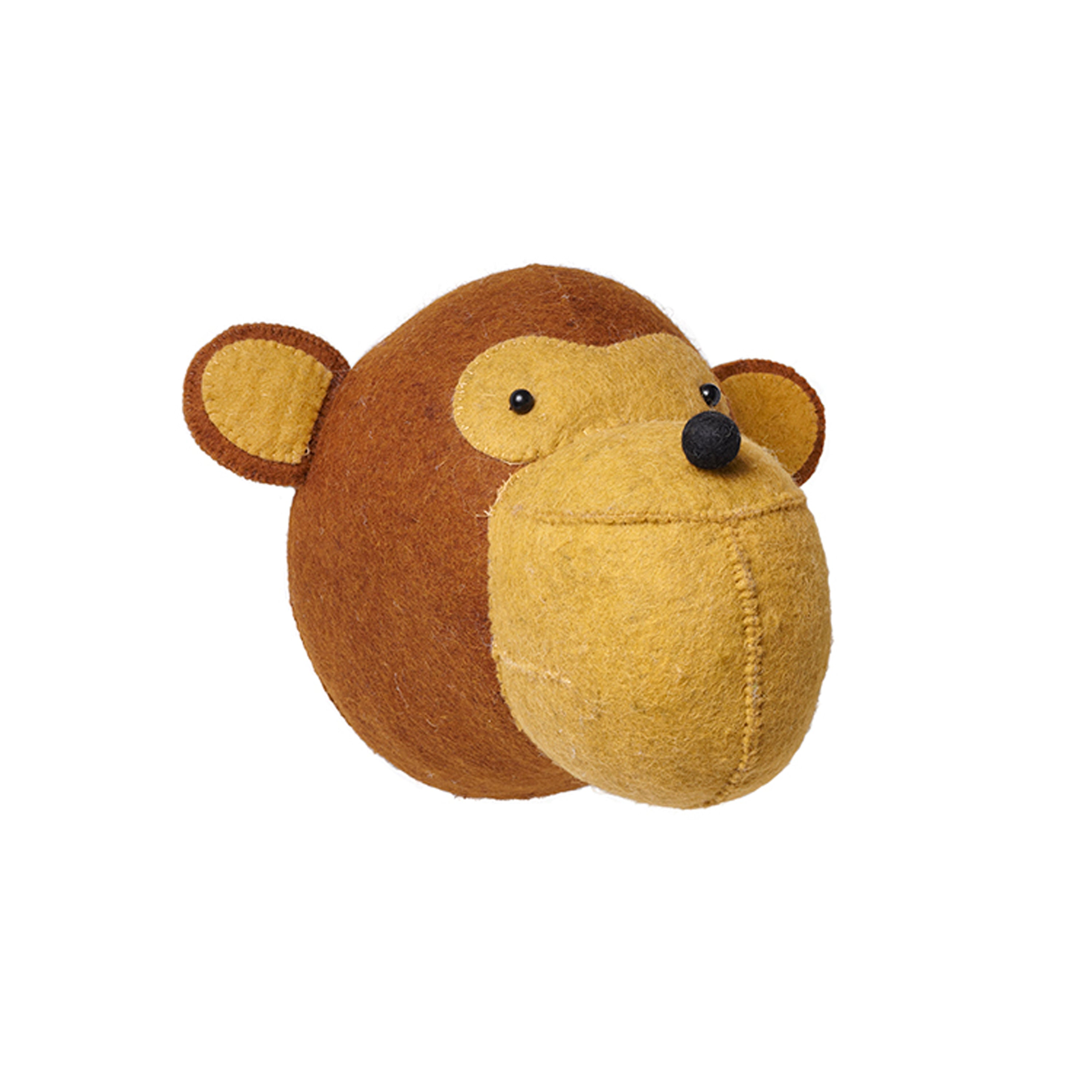 Fiona Walker Monkey Animal Head (PRE ORDER MARCH) - The Little Interior