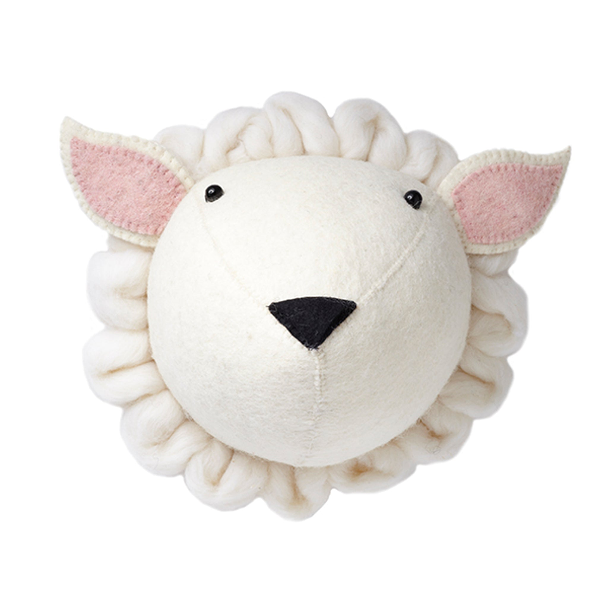 Fiona Walker Sheep Animal Head - The Little Interior