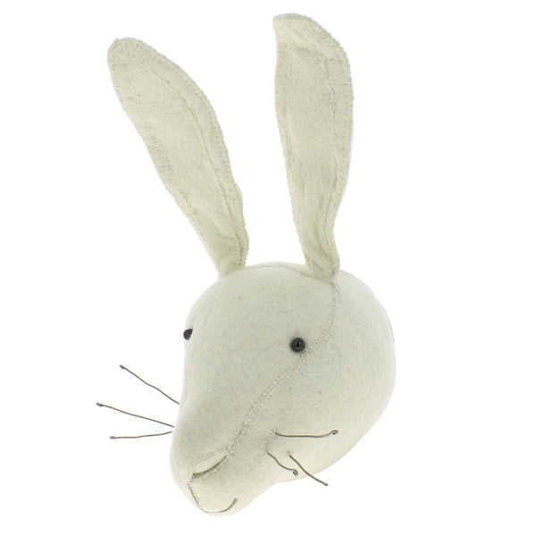 Fiona Walker Rabbit Animal Head (PRE ORDER MARCH) - The Little Interior