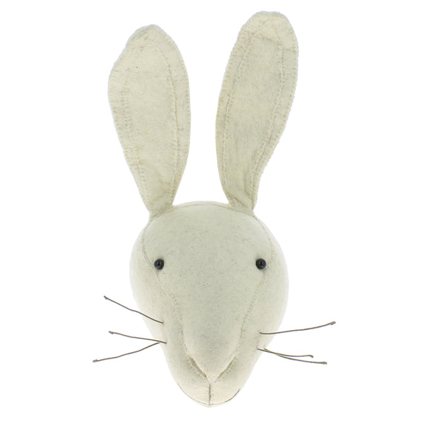 Fiona Walker Rabbit Animal Head - The Little Interior