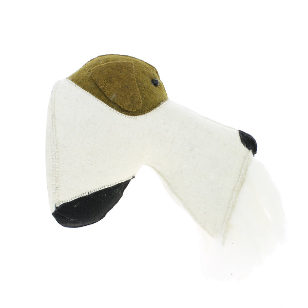 Fiona Walker Dog Fox Terrier Animal Head (PRE ORDER OCTOBER) - The Little Interior