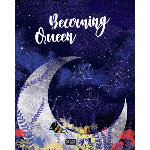 Sassi Books - Becoming Queen - The Little Interior