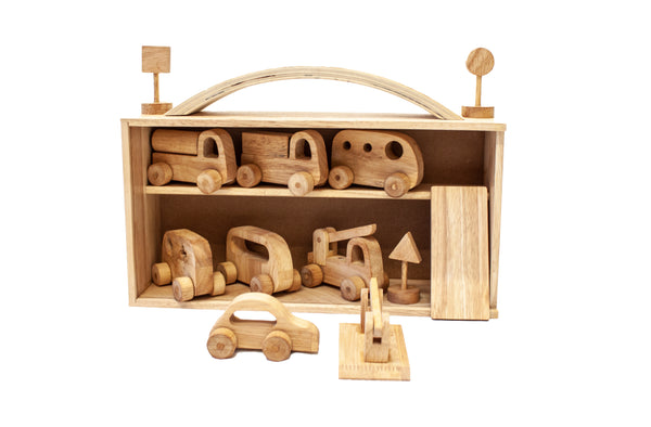 Vehicle Play Set - The Little Interior