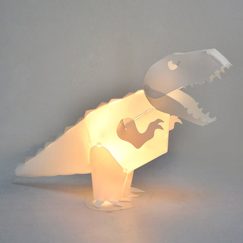 Tyrannosaurus Rex LED lamp - The Little Interior