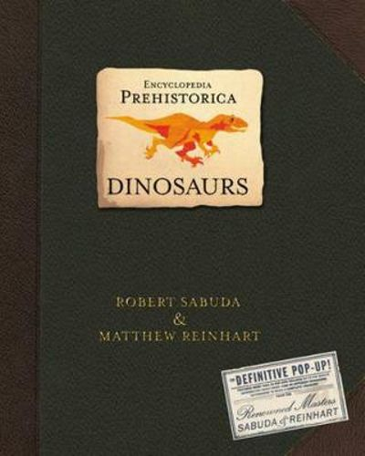 Dinosaurs Pop Up Prehistorica Encyclopedia (PRE ORDER END JAN)