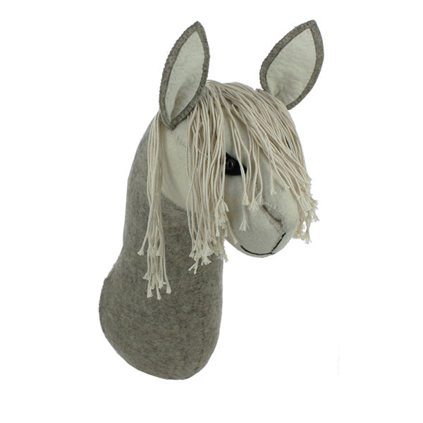 Fiona Walker Llama Animal Head - The Little Interior