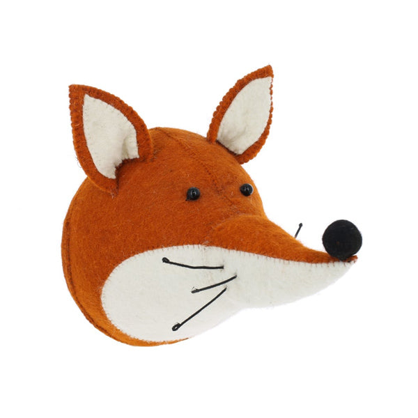 Fiona Walker Fox Animal Head (PRE ORDER MARCH) - The Little Interior