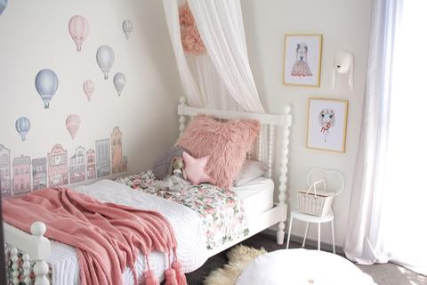 Balloon Wall Stickers Grey (PRE ORDER MID DEC) - The Little Interior