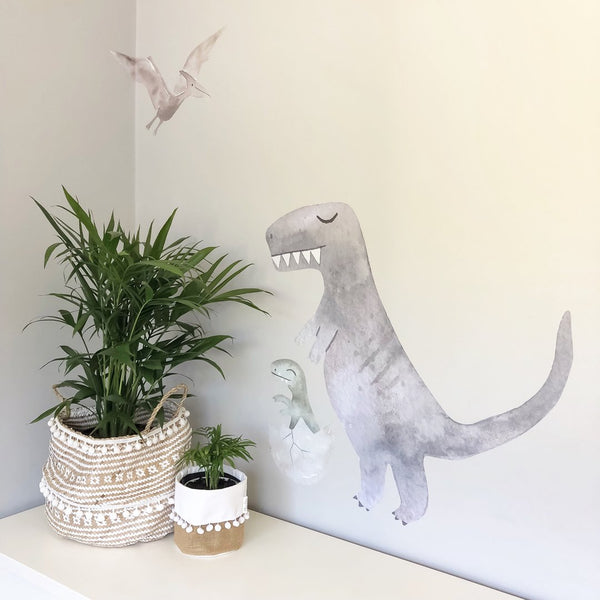 Ginger Monkey Dinosaur Decal Set (PRE ORDER EARLY NOV) - The Little Interior