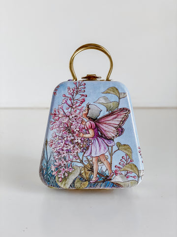 Flower Fairy Basket Tin - The Lilac Fairy