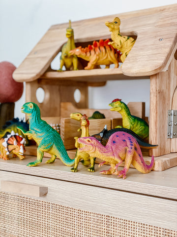 Dinosaur Figurines Set of 12
