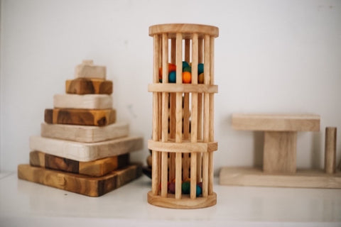 Wooden Rain Maker (PRE ORDER END MARCH) - The Little Interior