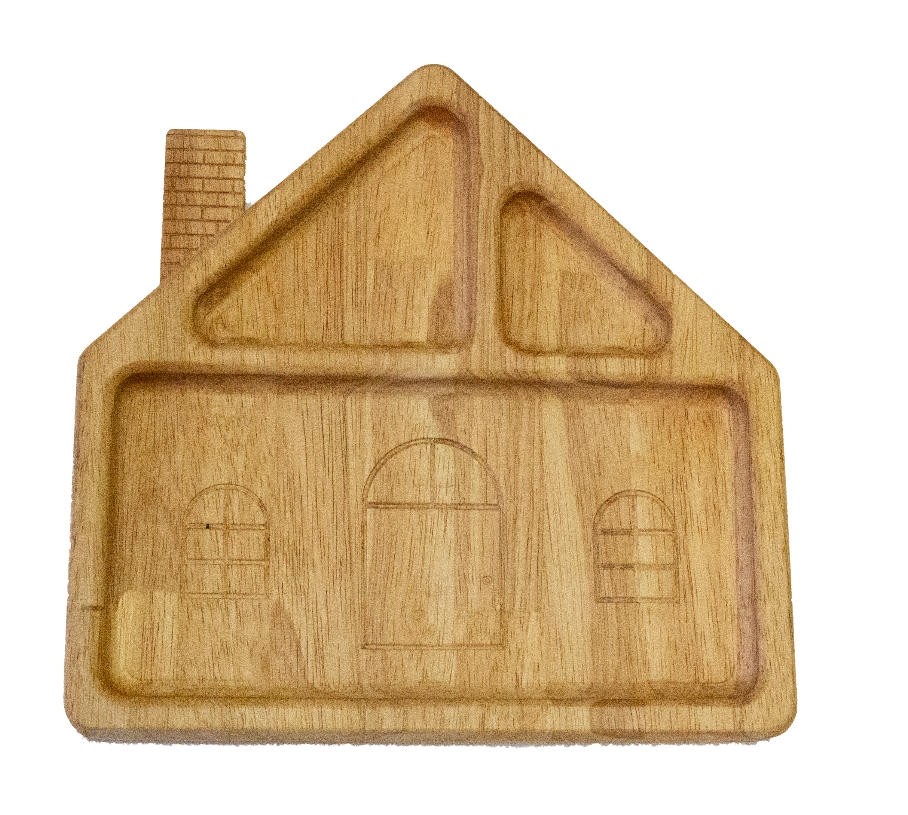 House Shape Tray - The Little Interior