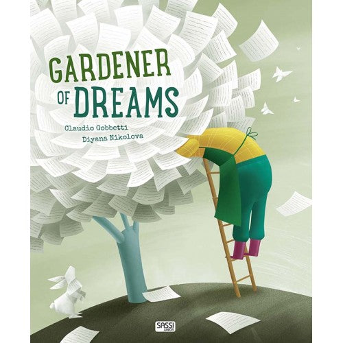 Sassi Books - Gardener of Dreams - The Little Interior