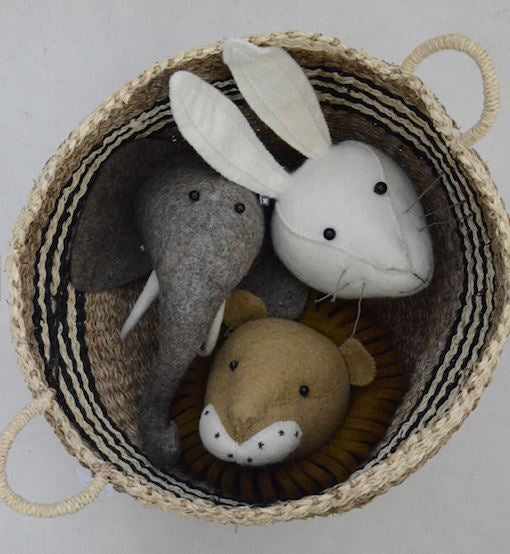 Mini Fiona Walker White Rabbit - The Little Interior