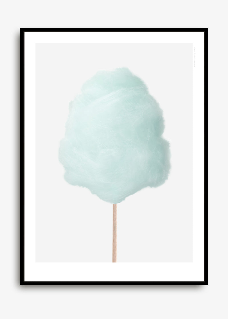 Kreativitum Mint Candy Cotton - The Little Interior
