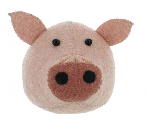 Mini Fiona Walker Pig - The Little Interior