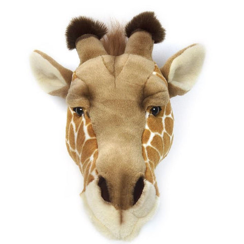 Wild & Soft Plush Animal Head Ruby The Giraffe